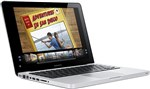 "Apple MacBook Pro 7,1/P8600/6GB Ram/250GB Disco/320M/13""/Unibody/B"
